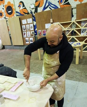 MIF Tile making 2