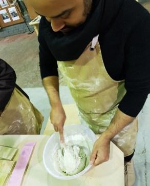 MIF Tile making 4
