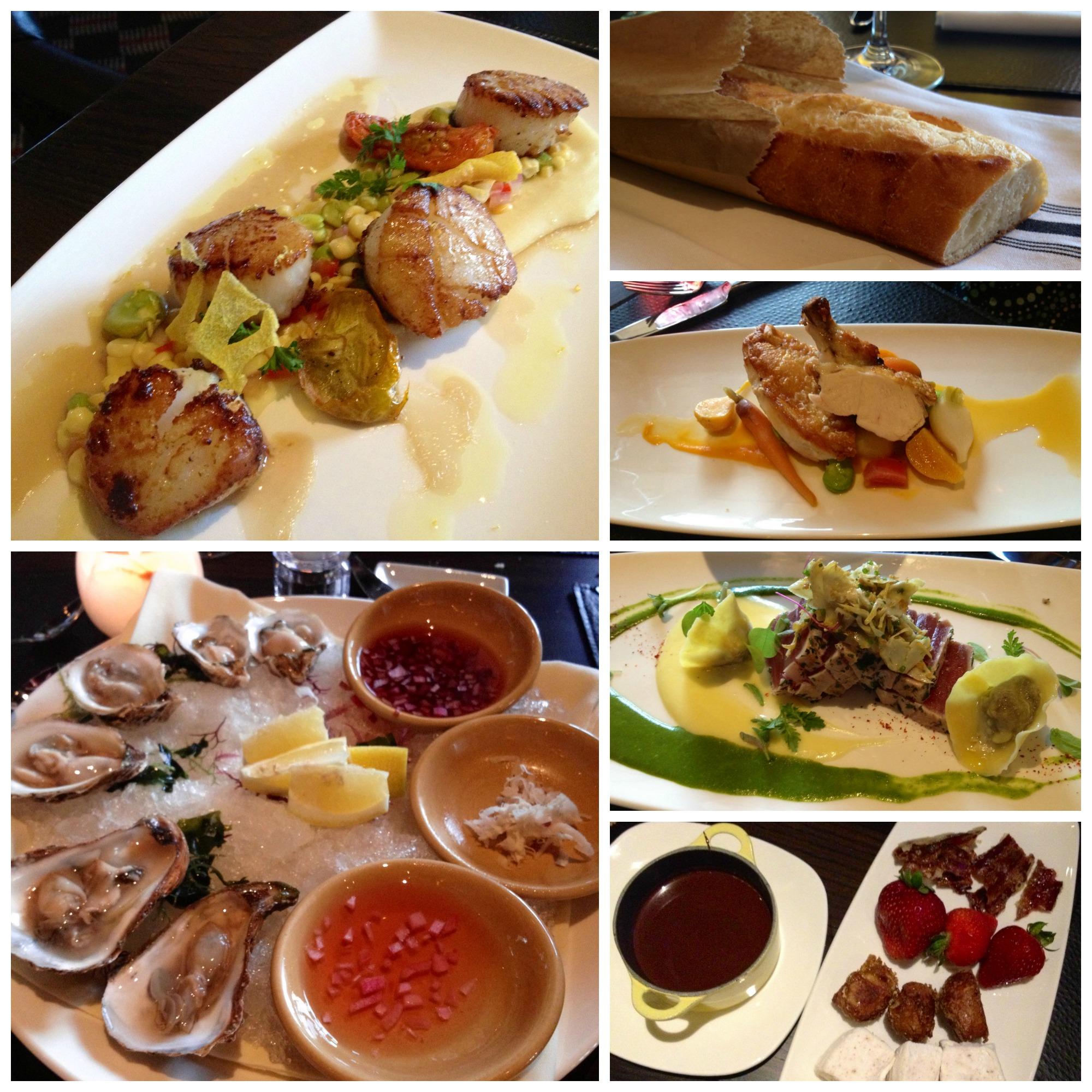 Menu Avant Restaurant Rancho Bernardo Inn The Jetset Family