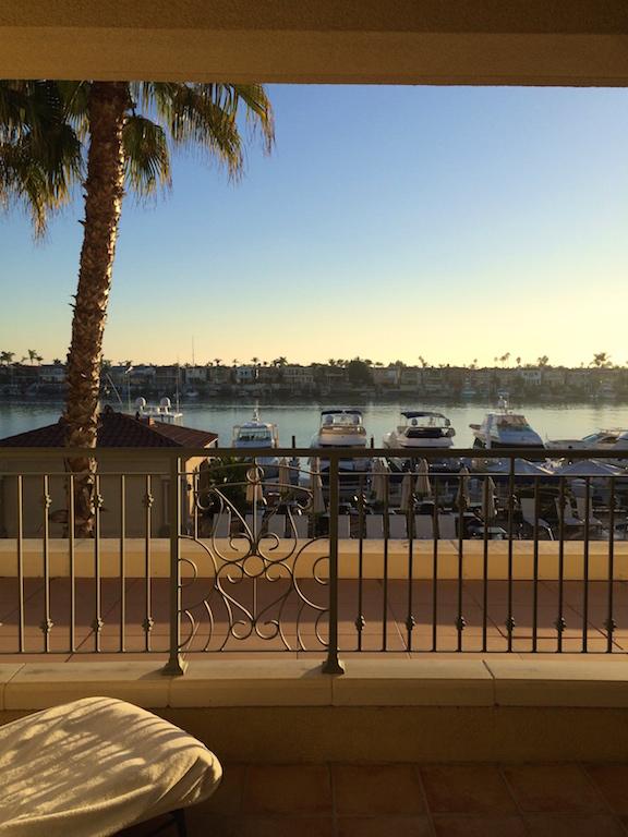 Newport Harbor View Balboa Bay