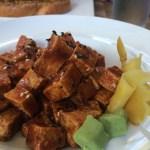 Babette's BBQ Tofu