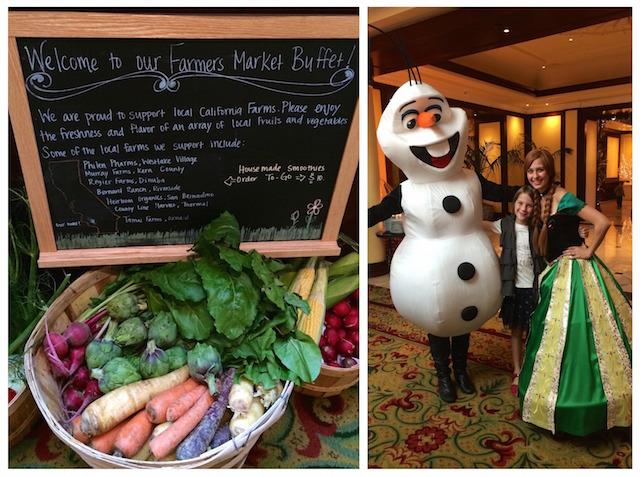 Farmers Market Brunch Four Seasons