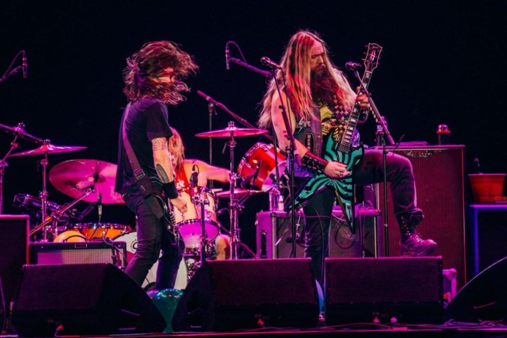 Dave Grohl's Birthday by Brantley Gutierrez