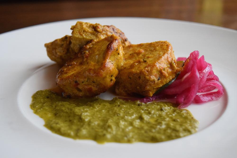 Tamarind of London | Tandoori Jalpari dish