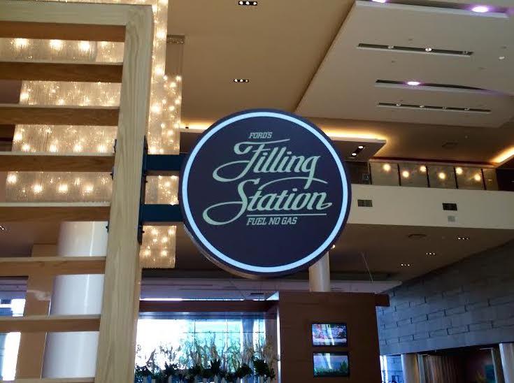 Ford's Filling Station L.A. Live