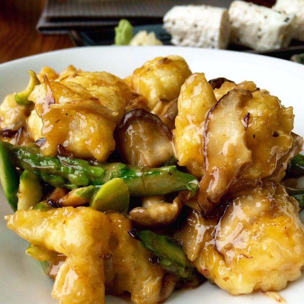 Sushi Roku Popcorn Shrimp Tempura