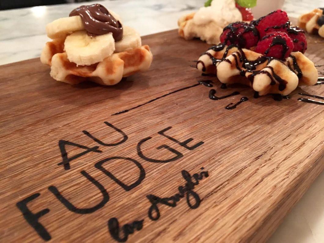 Au Fudge Waffle Board | The JetSet Family