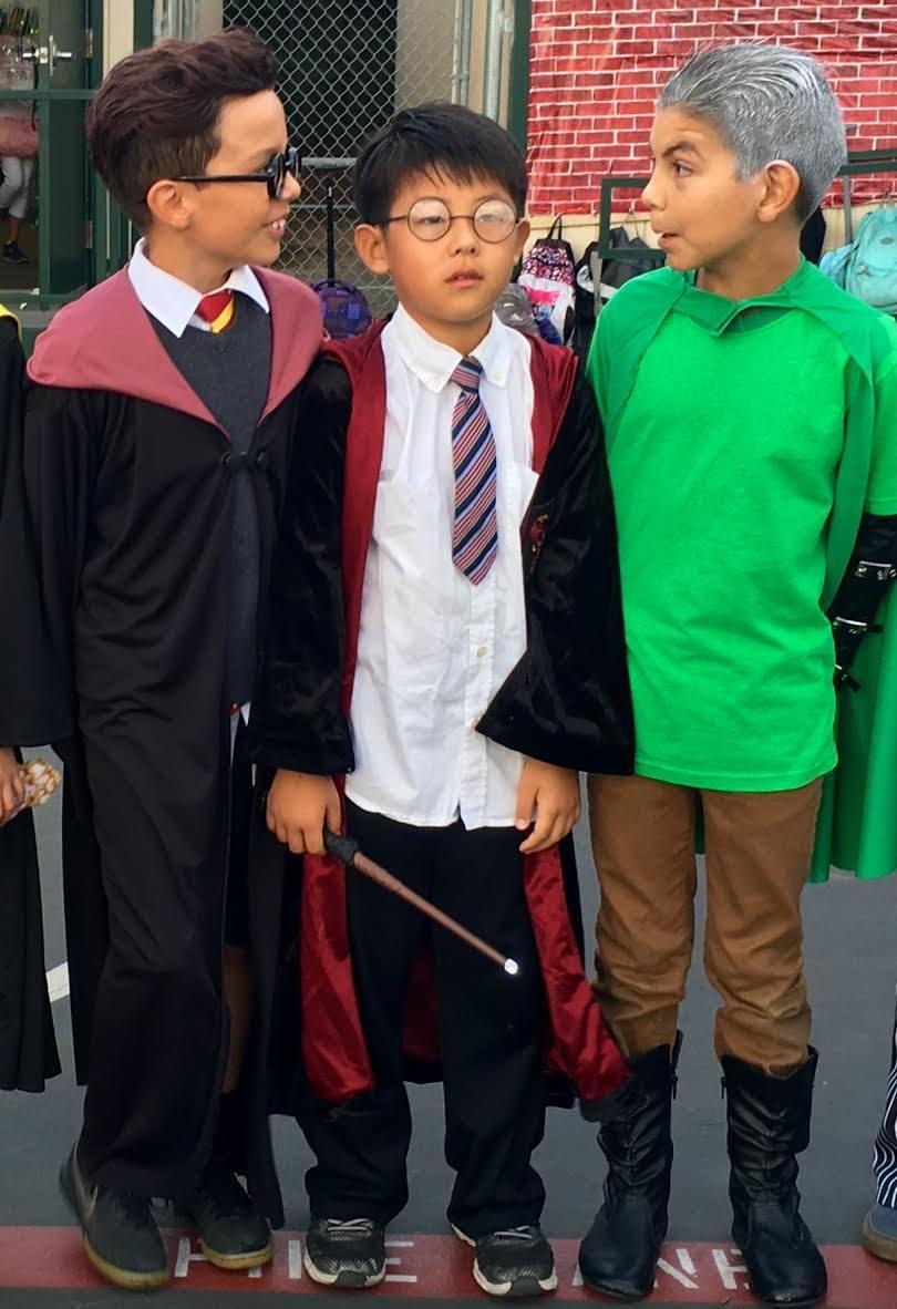 Ultimate Harry Potter Party CastUltimate Harry Potter Party Cast
