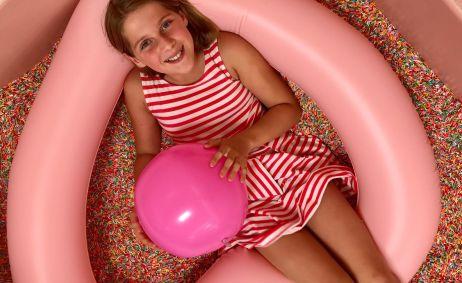 Museum of Ice Cream Los Angeles Sprinkle Pool