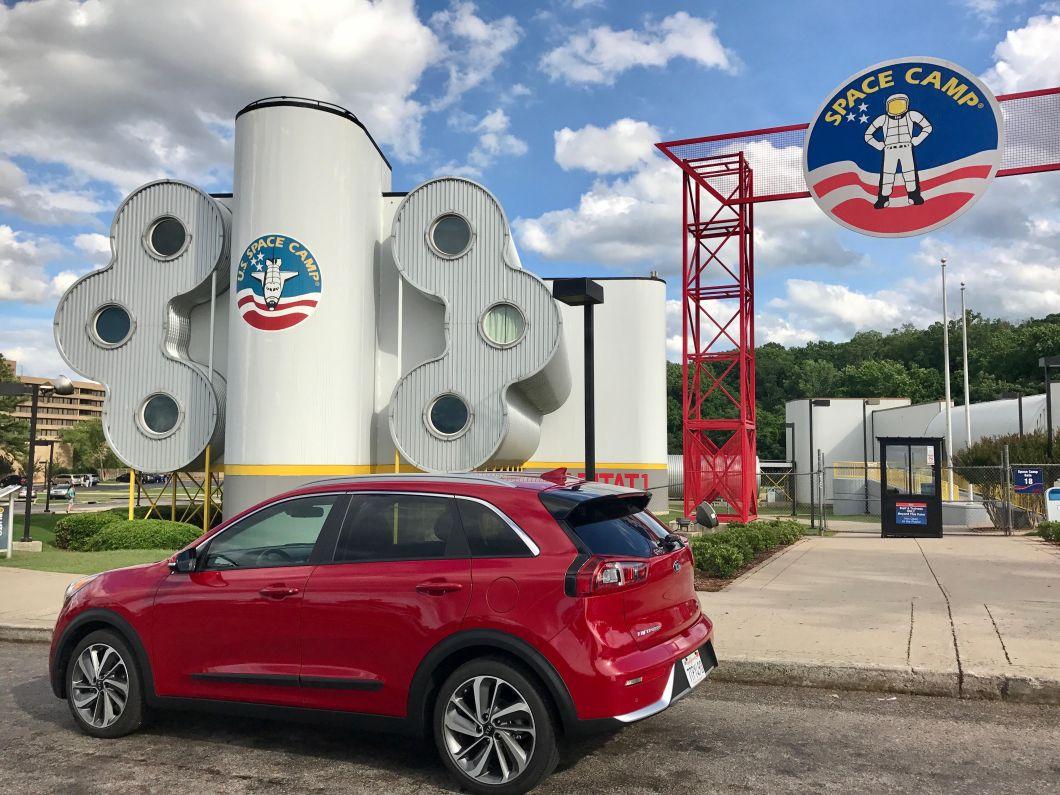 2017 Kia Niro Touring Edition Road Trip