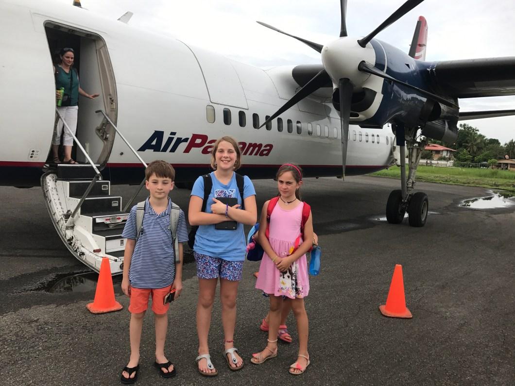 Bocas del Toro with Kids