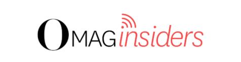 O Mag Insiders Brand Ambassador Logo