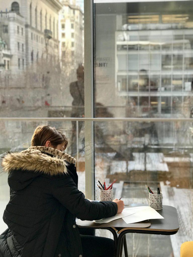 MoMA NYC Museum of Modern Art