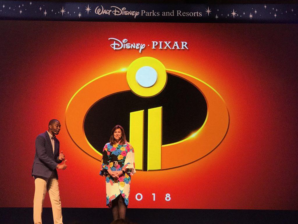 Sneak Peek Trailer of Incredibles 2 Pixar Movie