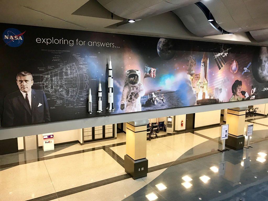 Huntsville Alabama airport