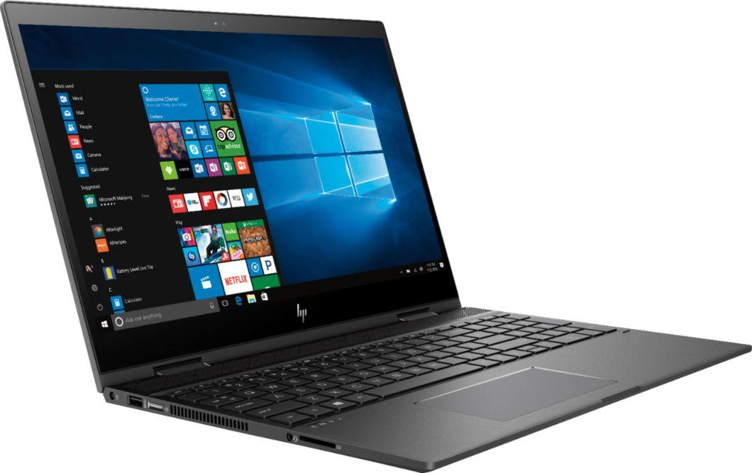 HP Envy x360 laptop tablet