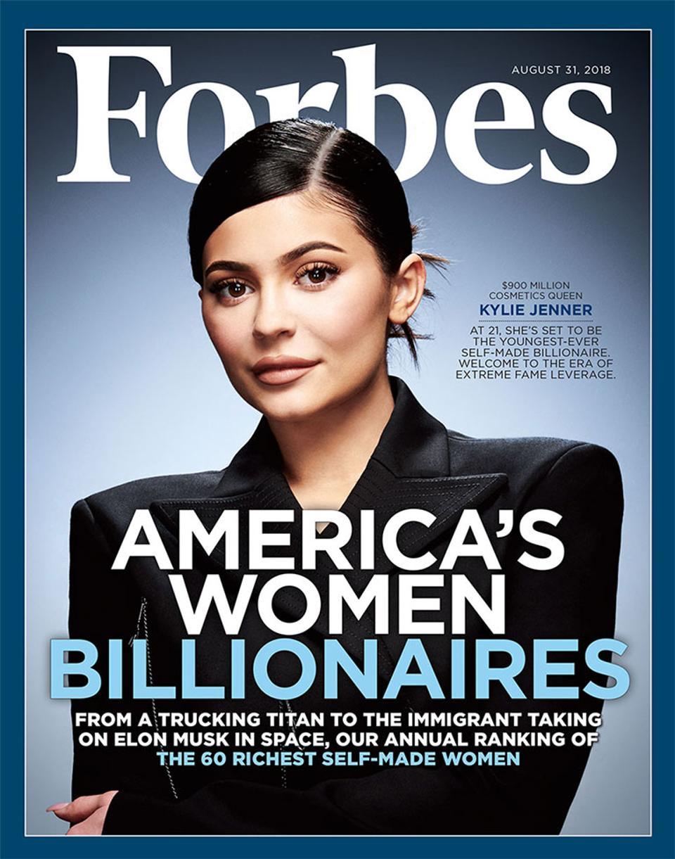 Kylie Kardashian Billionaire