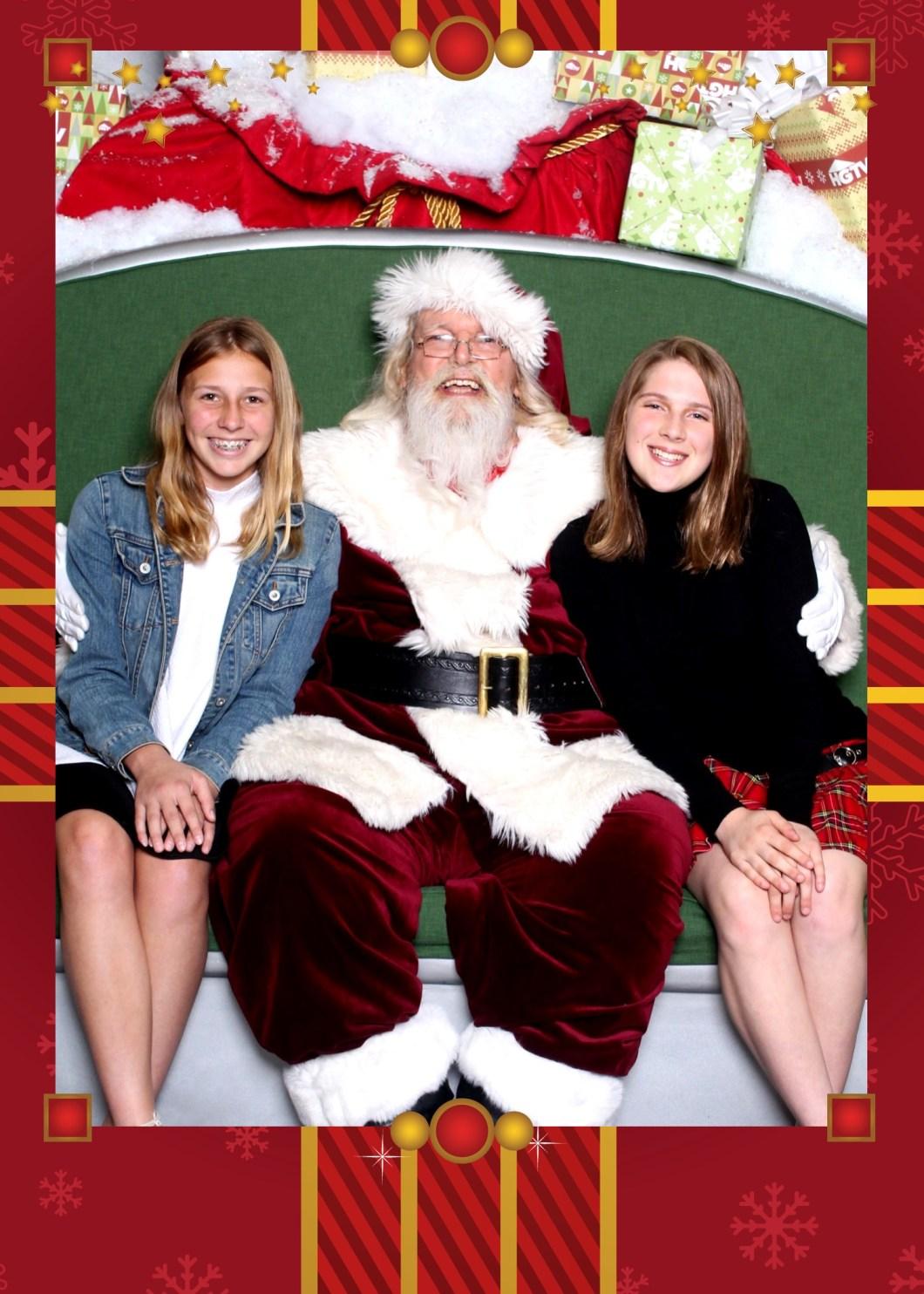 Inside HGTV Santa HQ
