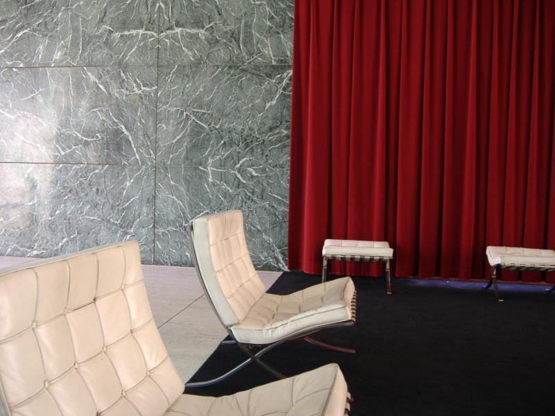 Barcelona Chairs Used