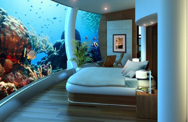 Live the life aquatic in these unique hotels