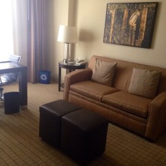 Sofa Bed Dallas Square Seat Cushions Hotel Reviews - Sheraton Suites Market Center ...
