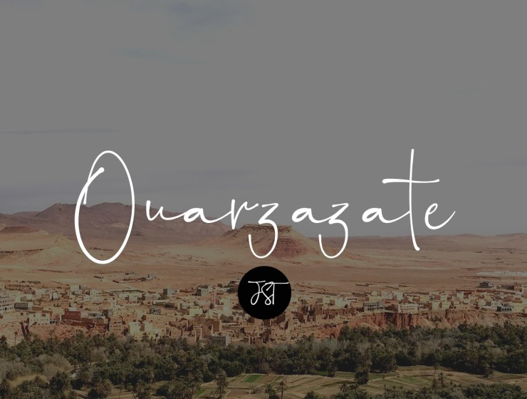 Ouarzazate travel guide