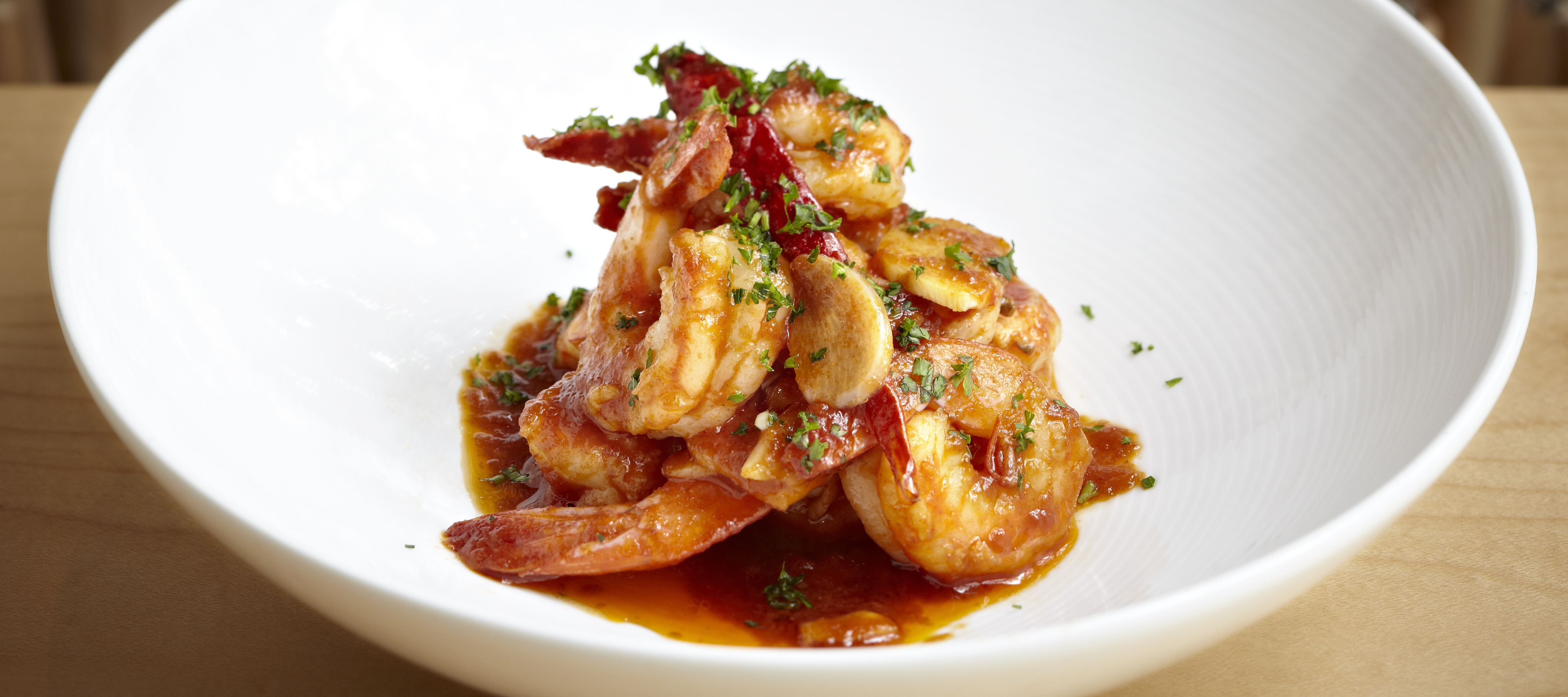 Jose Andres Recipe Gambas Al Ajillo Sauteed Shrimp With Garlic Guindilla Pepper Jetset Times