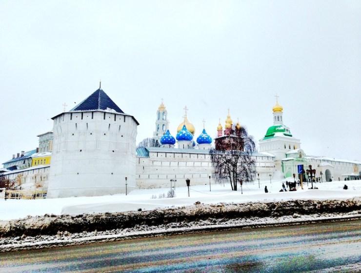 Trinity Lavra, Russia