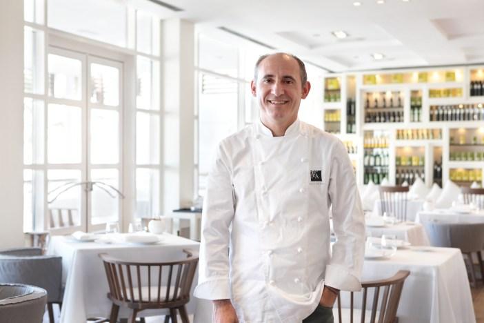 Paco Perez chef barcelona