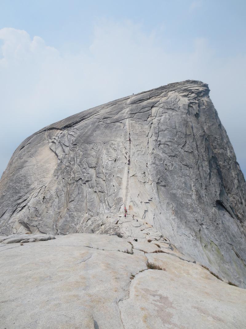 Anton Yosemite half dome