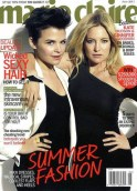 Kate Hudson Marie Claire Magazine Cover