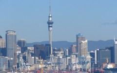 Auckland Sky Tower New Zealand
