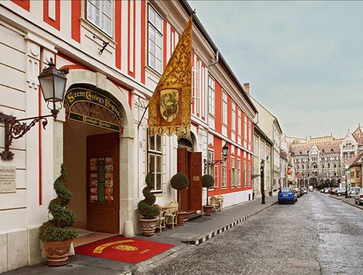 St George Hotel & Residence, Budapest