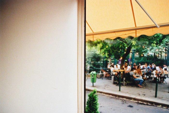 Csendes Társ Budapest Bar Hungary