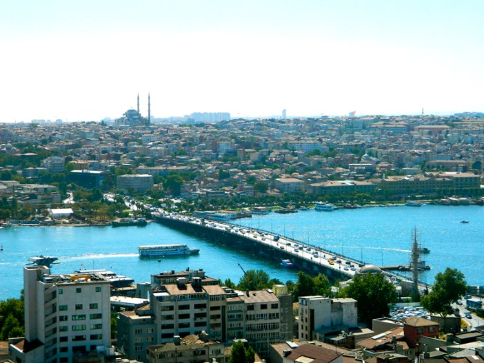 Galata Tower Istanbul Turkey 1