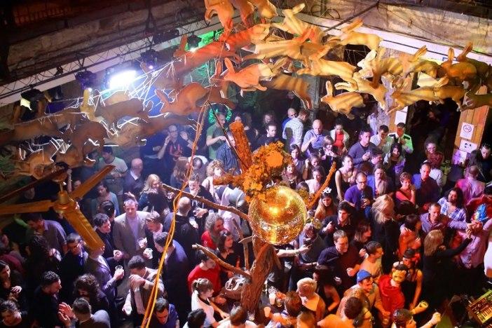 Instant Budapest Hungary club bar