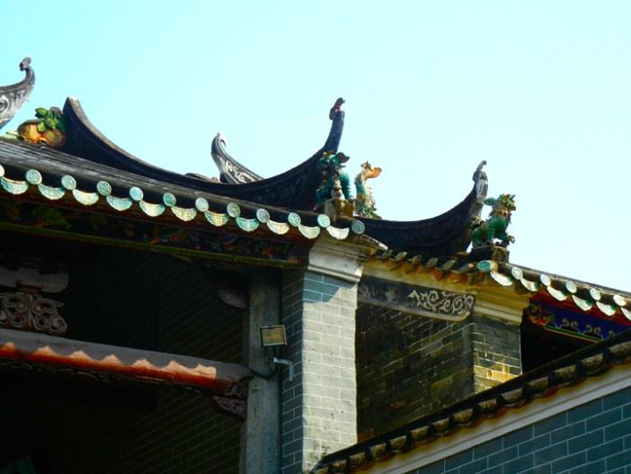 Hong Kong Ping Shan Heritage Trail 3