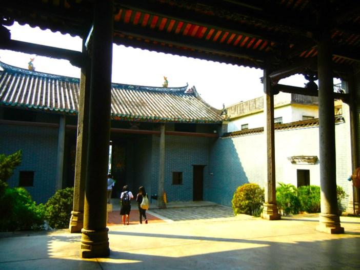Hong Kong Ping Shan Heritage Trail 4