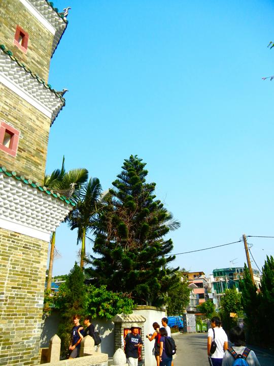 Hong Kong Ping Shan Heritage Trail 6