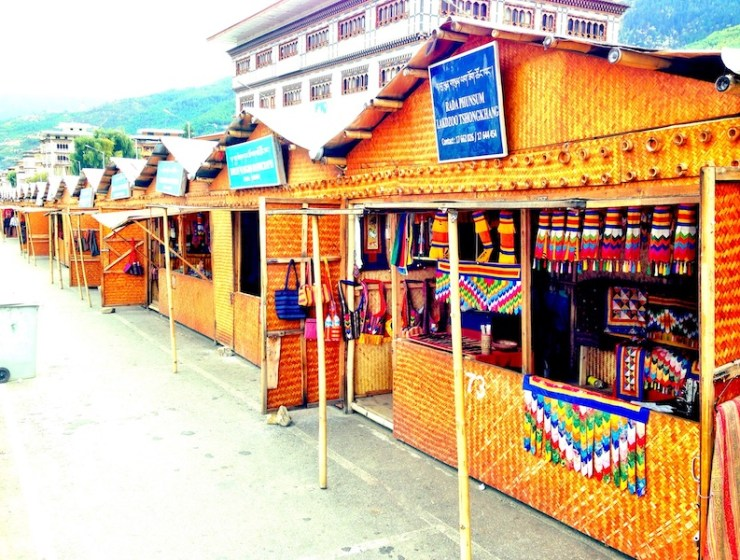 Thimphu Shop