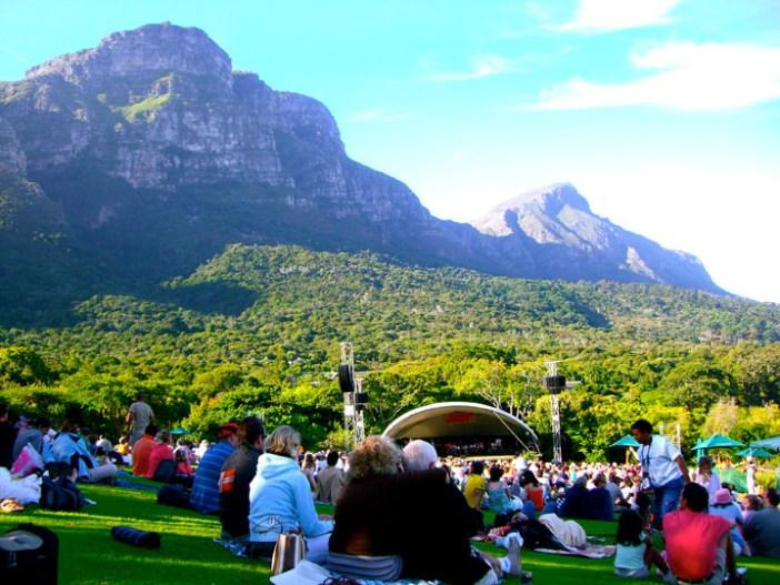capetown south africa garden