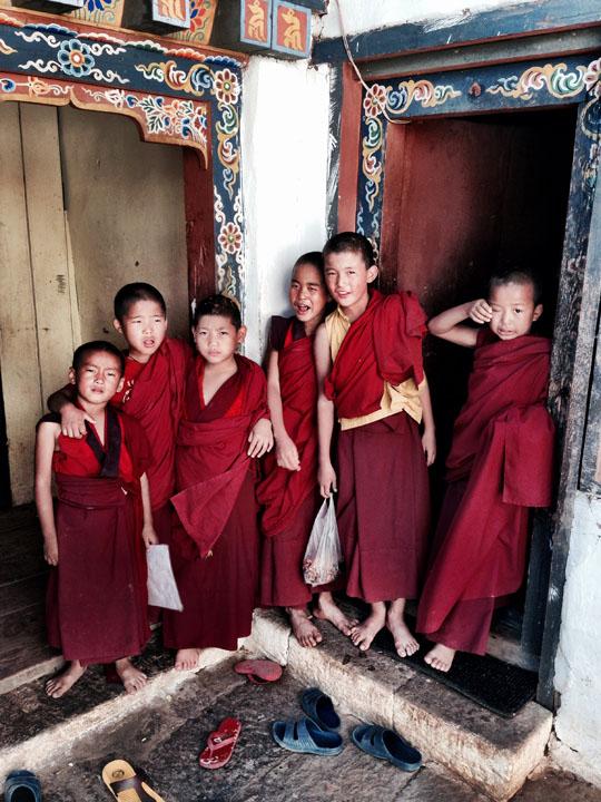 chime lakhang bhutan