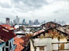 Old city, new city in Panama