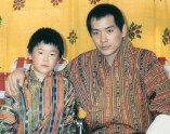 2. Born in 1980, his Majesty King Jigme Khesar Namgyel Wangchuck is the eldest son of 4th King Jigme Singye Wangchuck which makes him the 5th and current reigning Dragon King of the Kingdom of Bhutan.