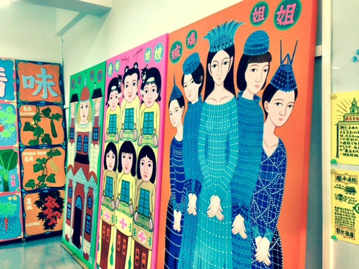 Hong Kong art studio