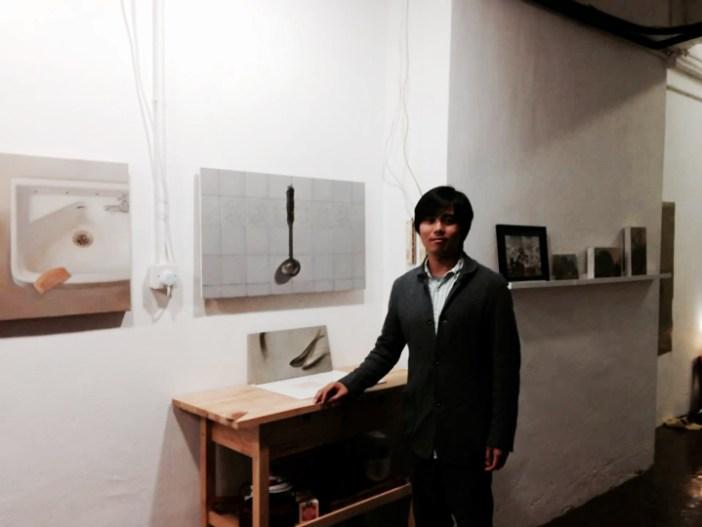 Hong Kong artist Aries