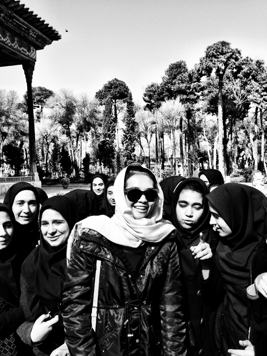 Isfahan, Iran group shots 1