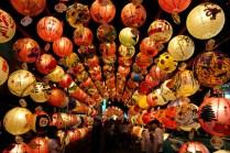 Lantern adventure, Taiwan