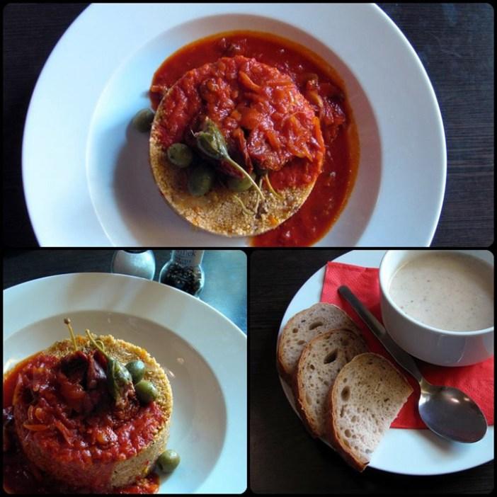 Mlsna Kavka Prague Vegetarian Restaurant