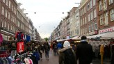 SHOP Albert Cuyp Markt - Where you'll find a selection of Turkish, Moroccan, Surinamese and Indonesian goods and eclectic vendors dedicated to flowers, books, clothing, textiles at fantastic prices.